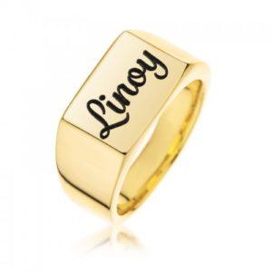טבעת מלבנית